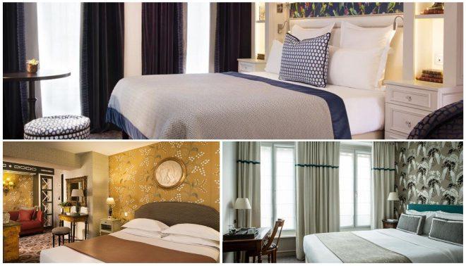 paris france best hotels