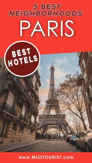 paris tourist spot