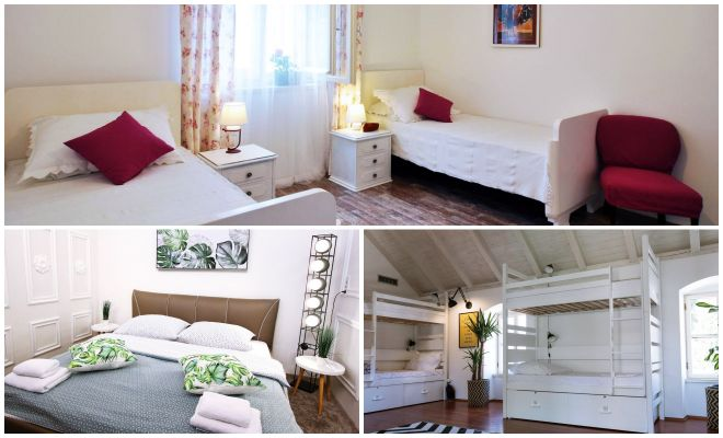 Where To Stay In Split Best Hotels budget collage