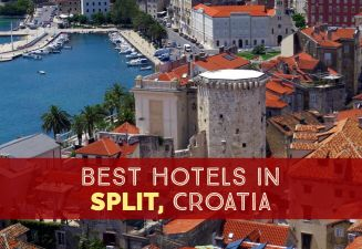 Where To Stay In Split The Best Hotels cover