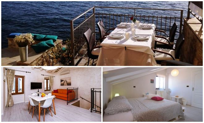 Where to stay in Rovinj The Best Hotels budget collage family collage