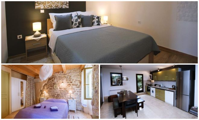 Where to stay in Rovinj The Best Hotels villas collage