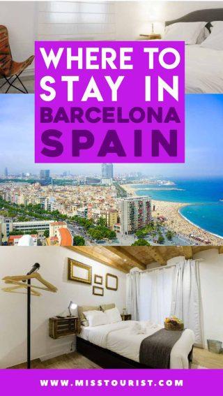 hotel guide barcelona