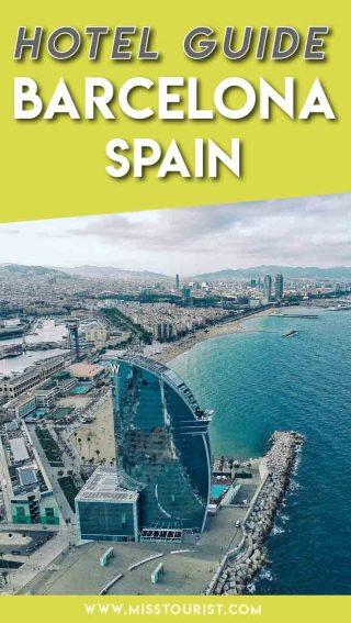 best hotels in barcelona spain