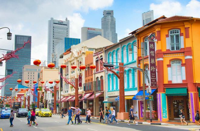 Best Hotels In Singapore With Neighborhood