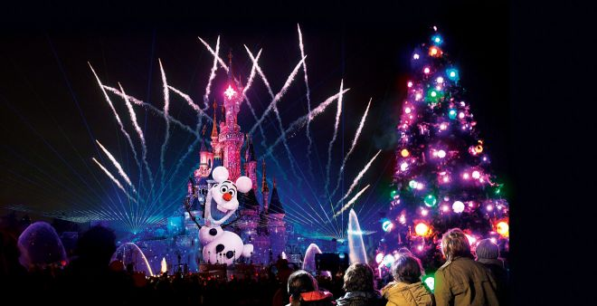Disney's Enchanted Christmas – a magical event in the winter of 2018 1
