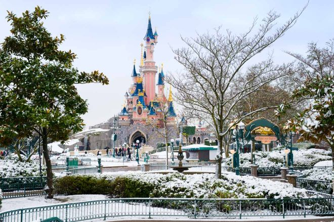 Disney's Enchanted Christmas – a magical event in the winter of 2018 2