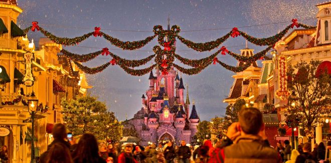 Disney's Enchanted Christmas – a magical event in the winter of 2018 3