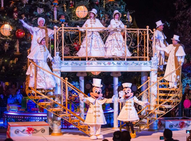 Disney's Enchanted Christmas – a magical event in the winter of 2018 4