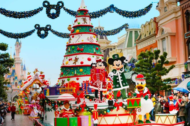 Disney's Enchanted Christmas – a magical event in the winter of 2018 7