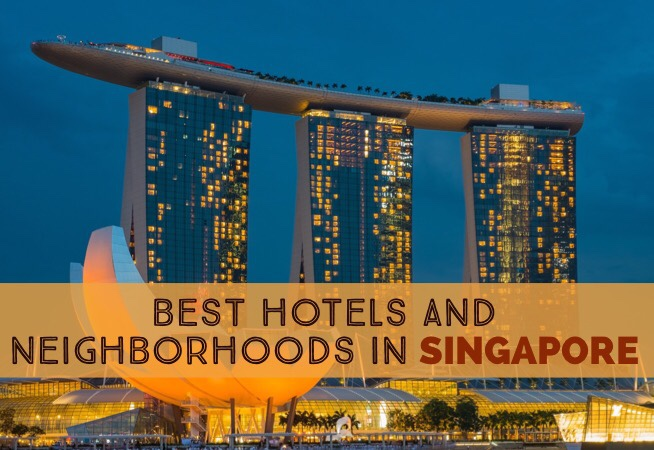 Where To Stay In Singapore cover