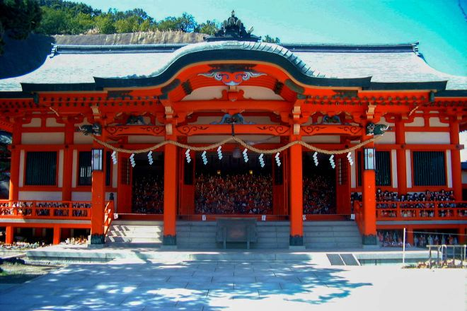 Why You Should Definitely Add Wakayama To Your Japan Itinerary Awashima Shrine 2