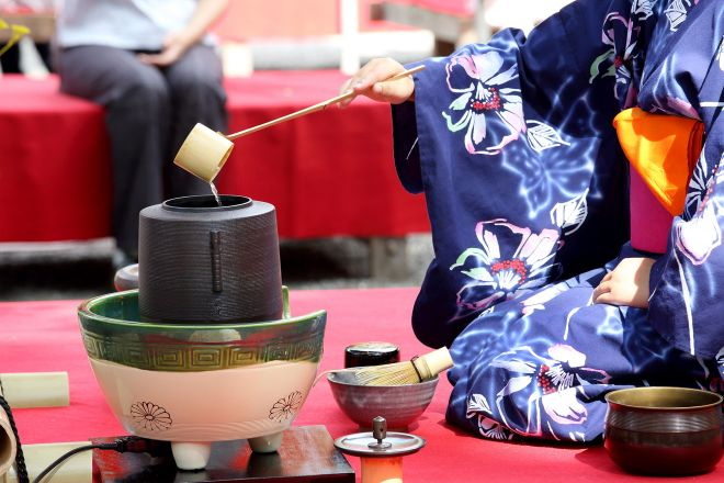 Why You Should Definitely Add Wakayama To Your Japan Itinerary Japanese green tea ceremony matcha