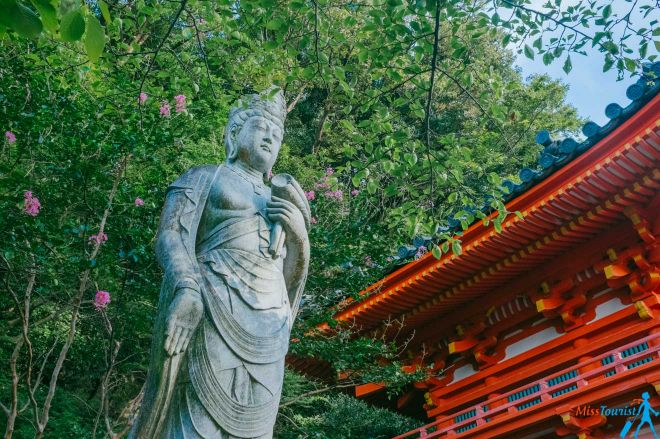 Why You Should Definitely Add Wakayama To Your Japan Itinerary Kimii dera 4
