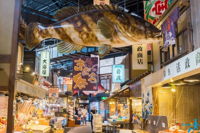 Why You Should Definitely Add Wakayama To Your Japan Itinerary Kuroshio Fish Market 2
