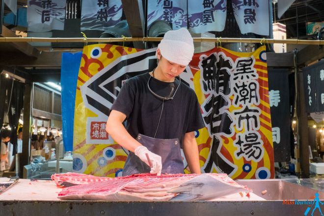 Why You Should Definitely Add Wakayama To Your Japan Itinerary Kuroshio Fish Market