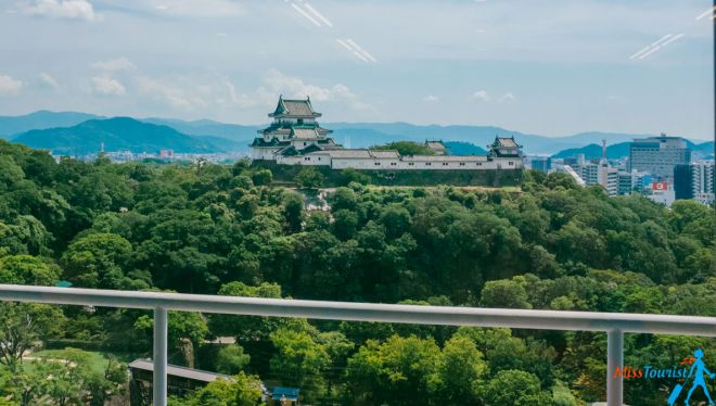 Why You Should Definitely Add Wakayama To Your Japan Itinerary Wakayama Castle View City Hall 2