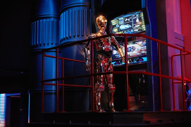 Legends of the force Star Wars Legends Come To Life At Disneyland Paris 9