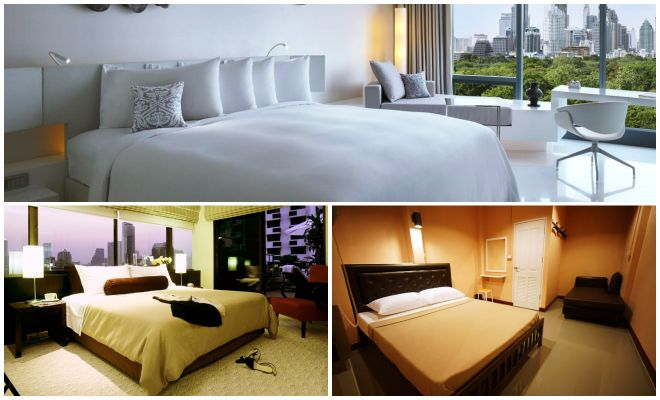 Where to Stay in Bangkok – 5 Best Areas (With Hotels and Prices!) silom collage