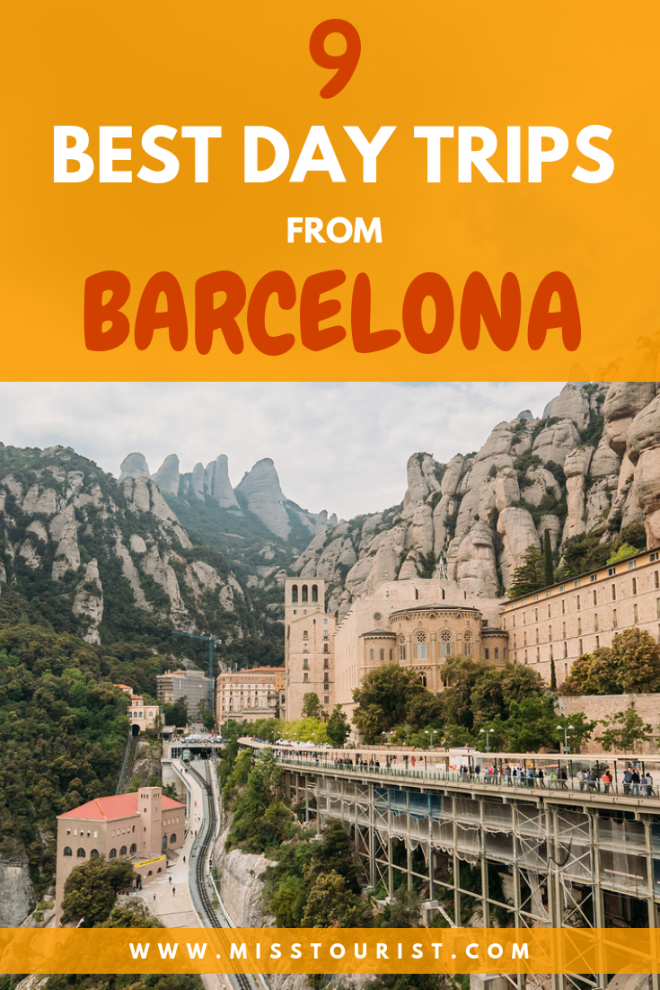 9 Best Day Trips From Barcelona (With Prices and Tips on Transportation)