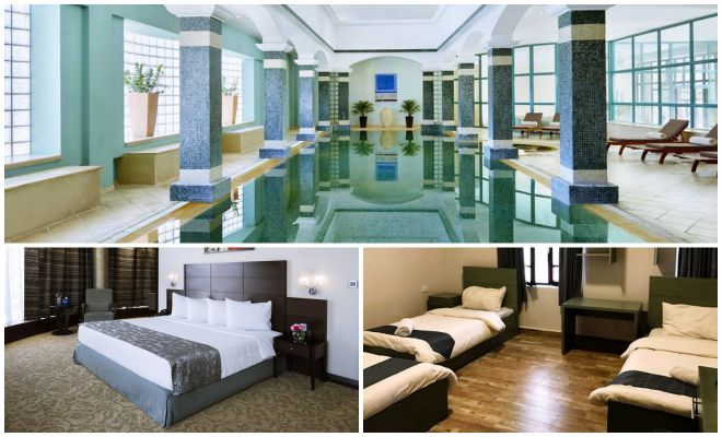 Jordan's Best Hotels – A Plan To Help You Book All Accommodation In Minutes Amman hotels