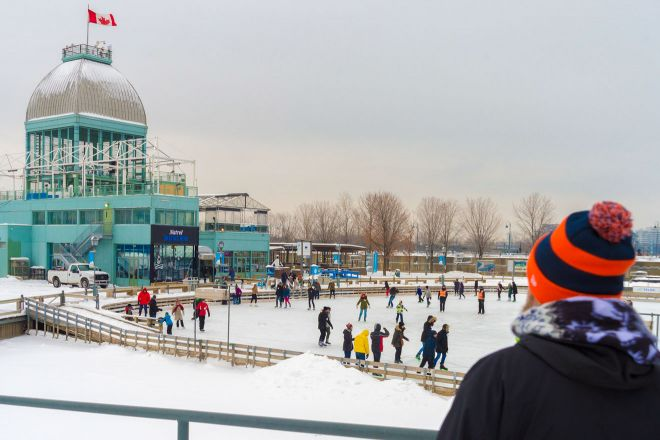15 unmissable things to do in Montreal, Canada old port ice skating