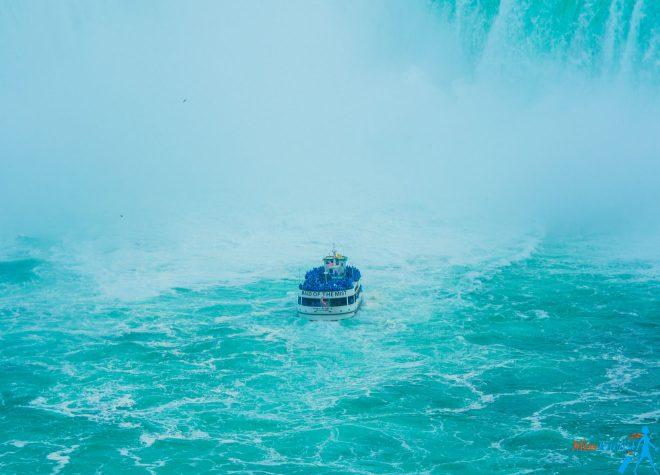 2 Weeks Canada Road Trip Itinerary – Exploring Quebec And Ontario Niagara Falls Boat Tour