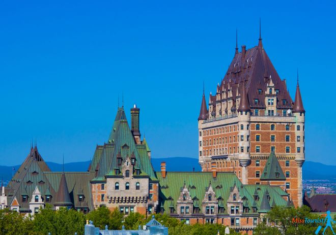 2 Weeks Canada Road Trip Itinerary – Exploring Quebec And Ontario QUebec City 3