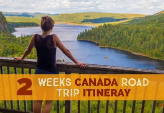 2 Weeks Canada Road Trip Itinerary – Exploring Quebec And Ontario (with prices) cover