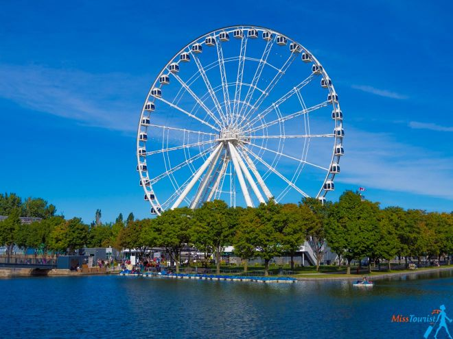 15 unmissable things to do in Montreal, Canada La Grand Roue de Montreal