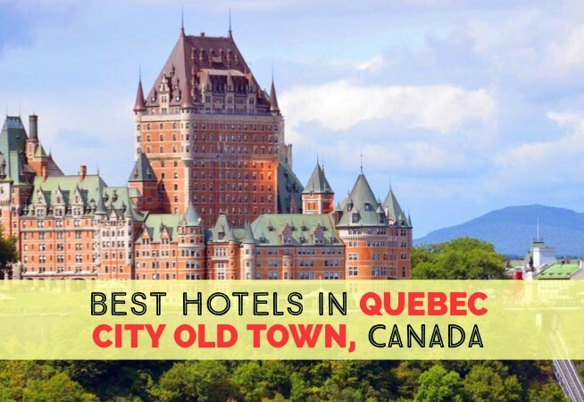 Where To Stay In Quebec City A List Of The Best Old Quebec City Hotels cover
