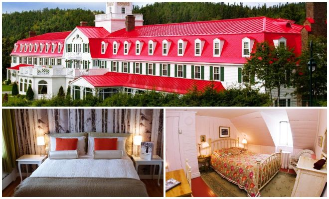 Where To Stay in Tadoussac Canada – Best Hotels luxury