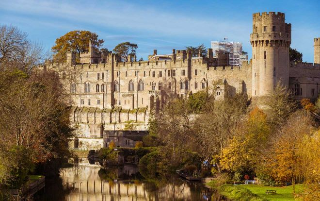 11 Best Things to do in Stratfod-Upon-Avon warwick castle