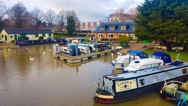 11 Best Things to do in Stratfod-Upon-Avon boat tour