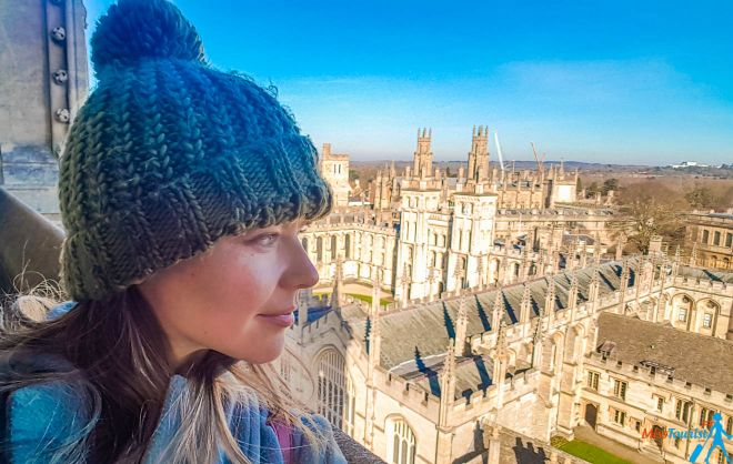 11 Things to do in Oxford punting university
