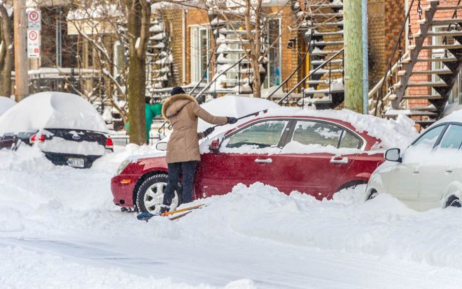 8 things you should know before renting a car in Canada driving in canada in winter
