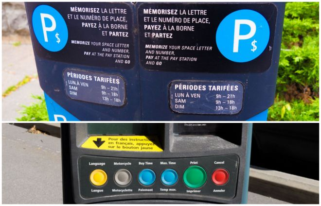 8 things you should know before renting a car in Canada parking in Canada