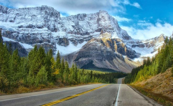 8 things you should know before renting a car in Canada scenery 2