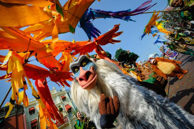 Disneyland Paris Lion King And Jungle Festival Spring:Summer 2