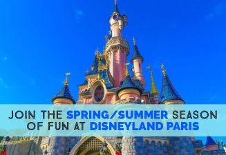Disneyland Paris Lion King And Jungle Festival Spring:Summer cover