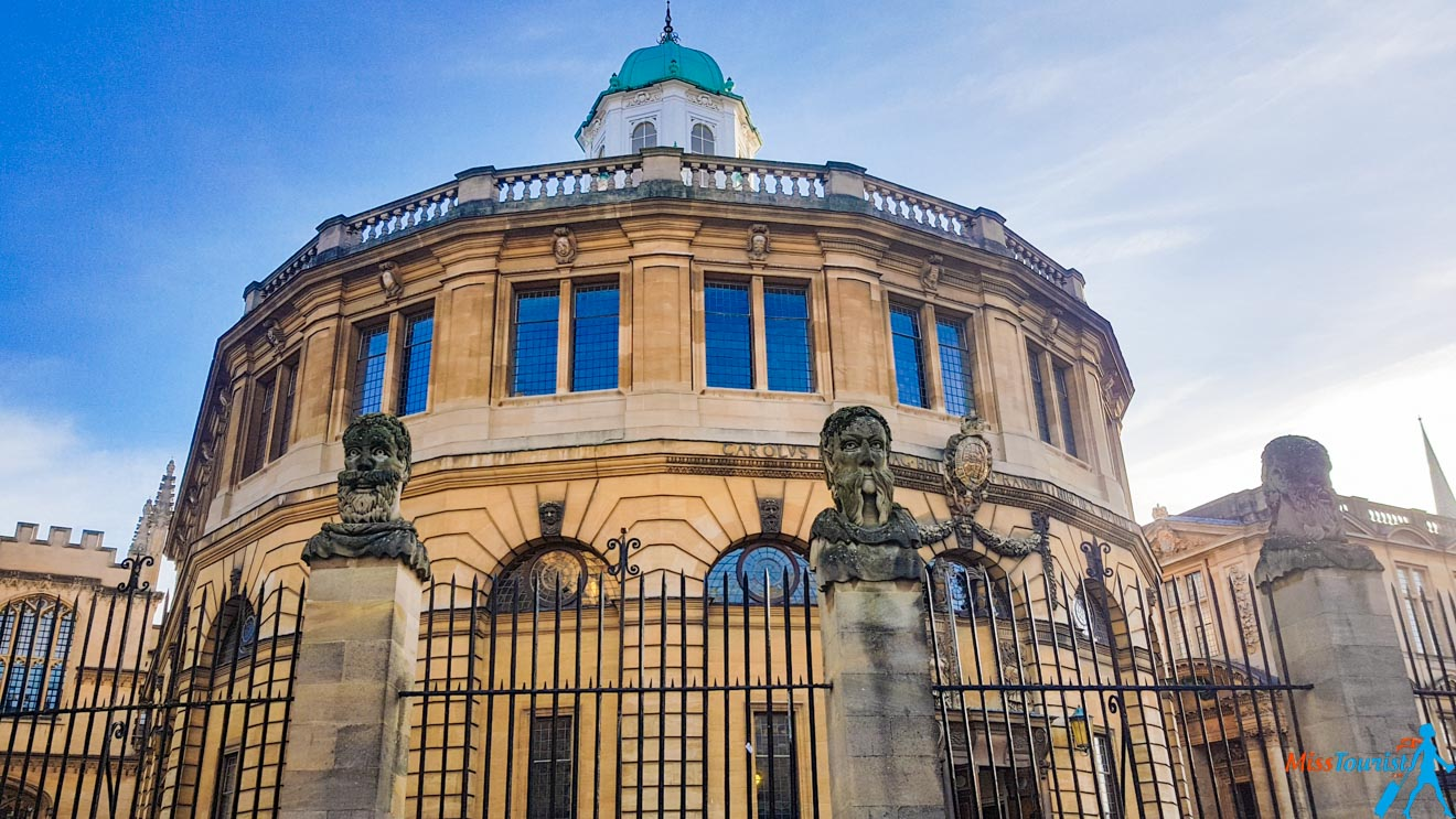 11 Things to do in Oxford Sheldonian Theater