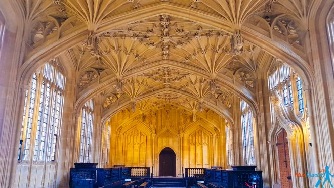 11 Things to do in Oxford bodleian library inside