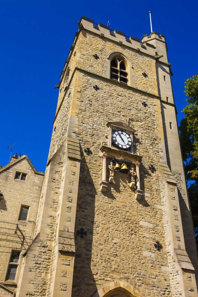 11 Things to do in Oxford carfax tower