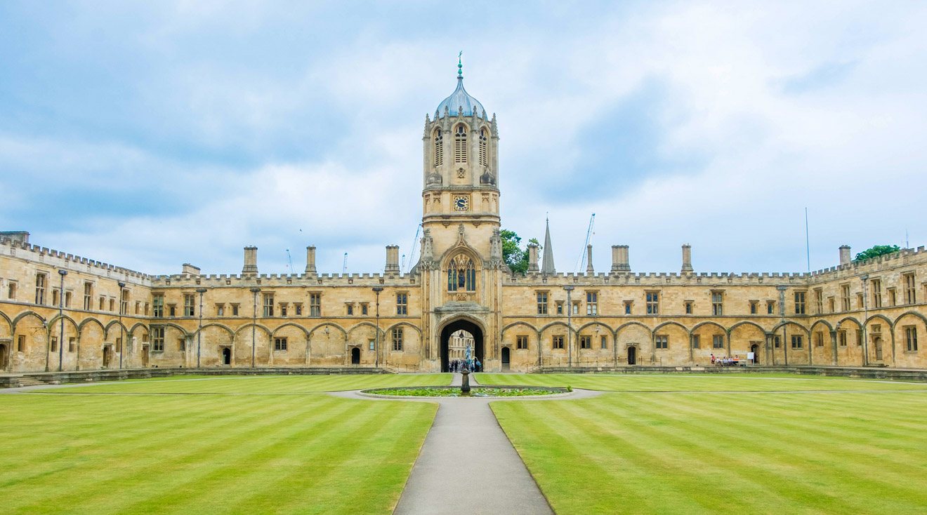 11 Things to do in Oxford christ church college
