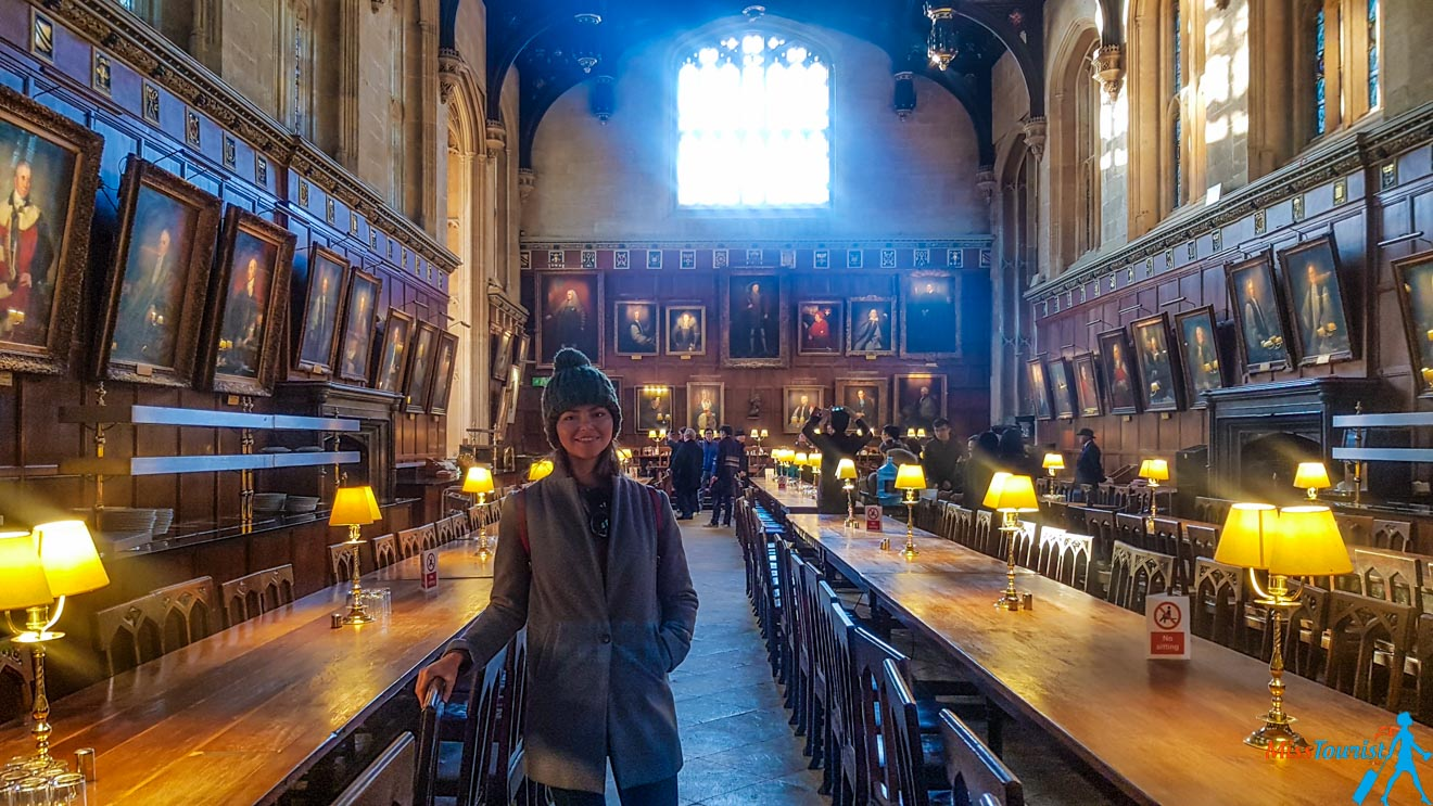 11 Things to do in Oxford great hall christ church 2