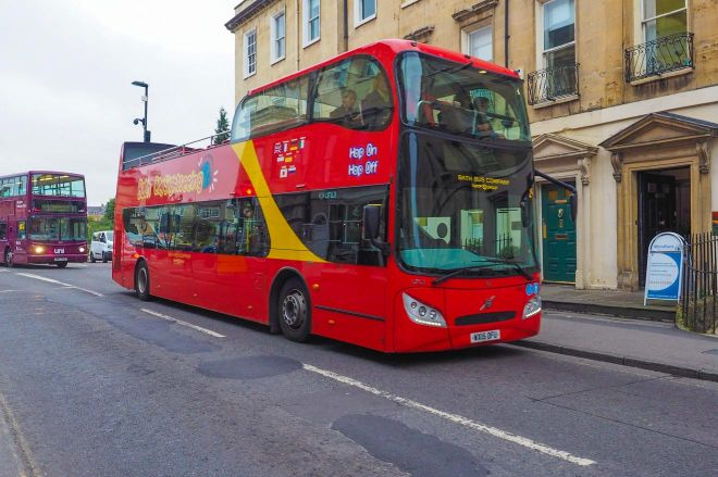 11 Things to do in Oxford hop on hop off bus