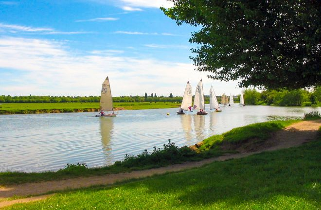 11 Things to do in Oxford port meadow oxford