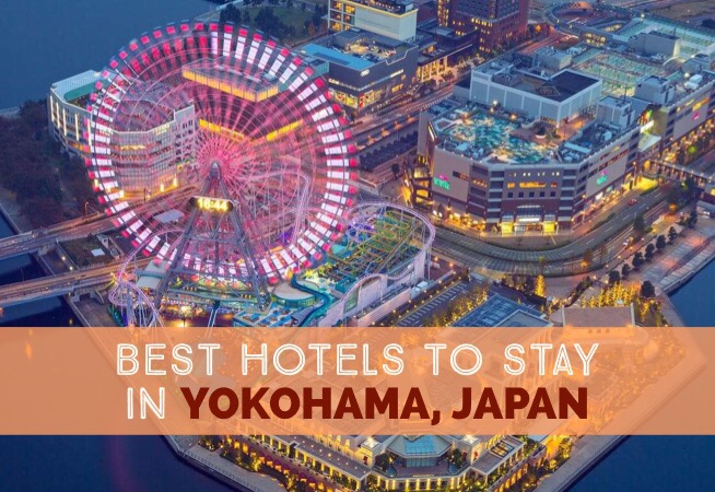 Where To Stay In Yokohama During 2019 Rugby World Cup cover