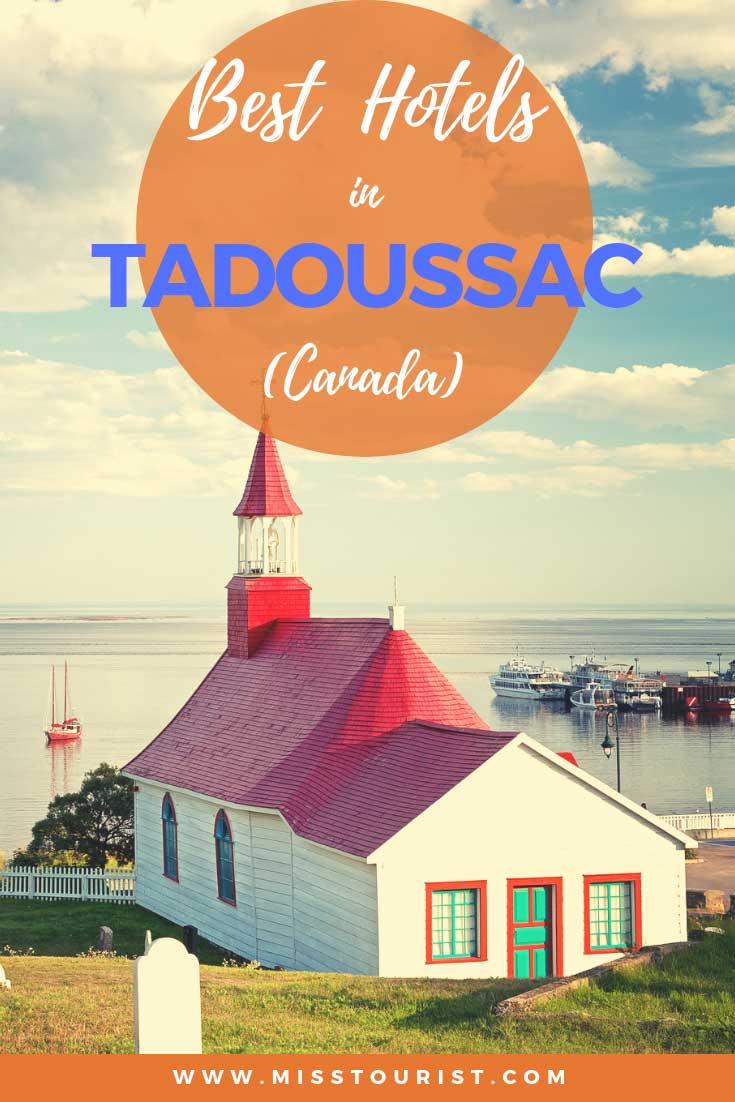 tadoussac canada