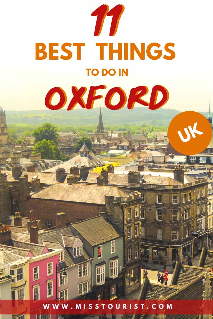 oxford what to do